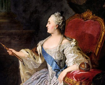 Séjour Séjour  Catherine II