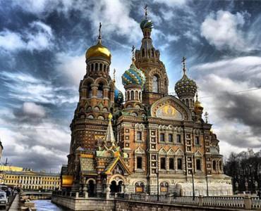 Circuit Moscou – Saint-Pétersbourg | 8 jours/7 nuits