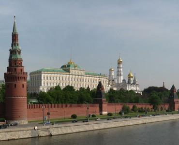 Visite Visite du Kremlin.