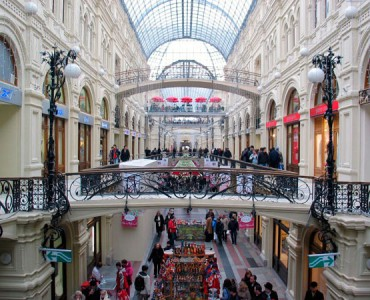 Visite Visite guidée, à pied, du Centre de Moscou