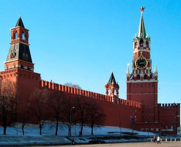 Visite Kremlin et Place des Cathédrales