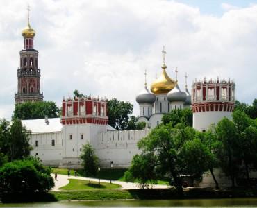 Visite Visite du Monastère Novodievitchi.