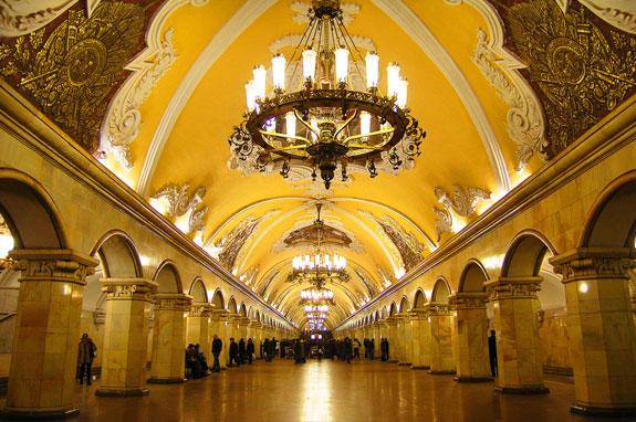 Moscou Metro