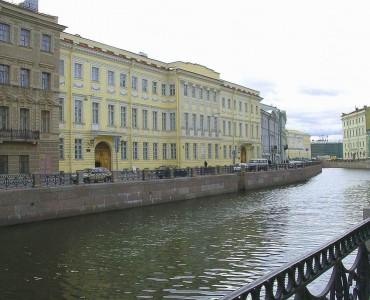 Visite Musée appartement Pouchkine