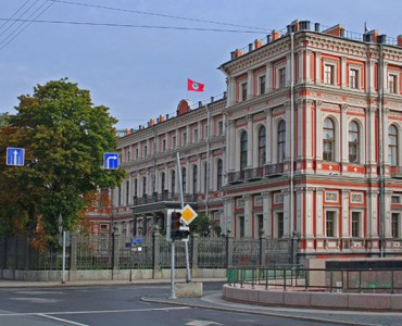 Salle de concert Danses Folkloriques au théâtre Nikolaevsky