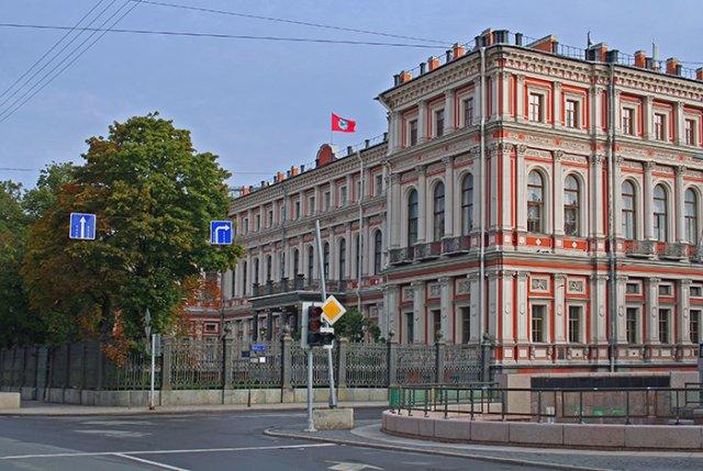Palais Nikolaevsky