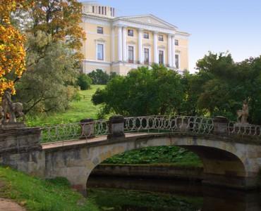 Visite Parc et Palais Pavlovsk