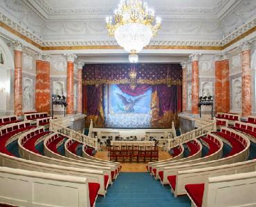 Théâtre Théâtre de l'Ermitage