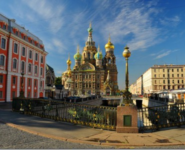 Visite Tour de ville Saint-Pétersbourg