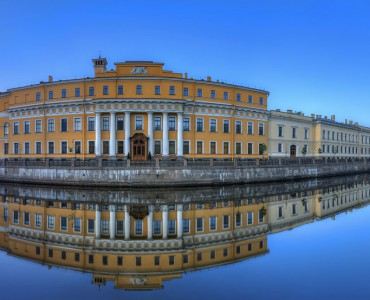 Visite Visite du Palais Ioussoupov