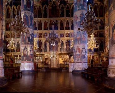 Musée Le Kremlin à Moscou.