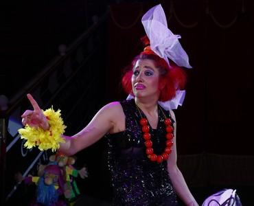 Cirque Le cirque de Moscou.