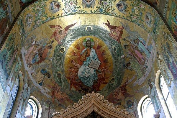 Eglise Saint-Sauveur sur le sang versé-1