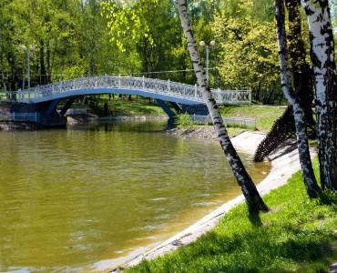 Parc Le Domaine Kolomenskoye.