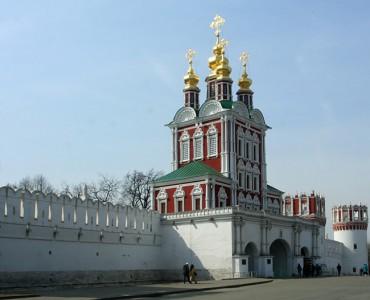 Musée Le Monastère  de Novodievitchi.