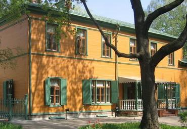 Musée Maison musée  de Léon Tolstoï.