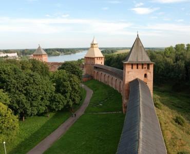 Visite Visite de la ville de Novgorod.