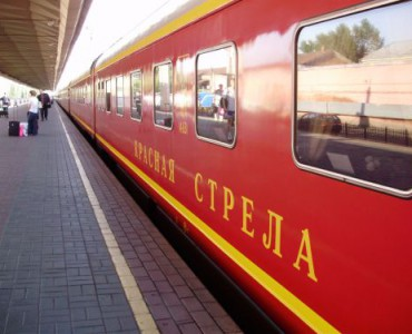 train moscou saint-pétersbourg