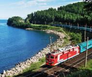 Trans Siberian Train