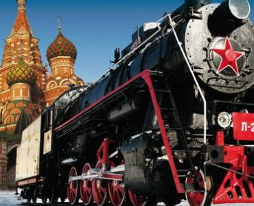 Circuit Transsibérien  –  De Moscou à Vladivostok | 16 jours