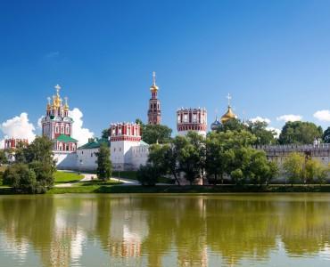 Dreamstime - Moscou - Couvent de Novodievitchi (3)