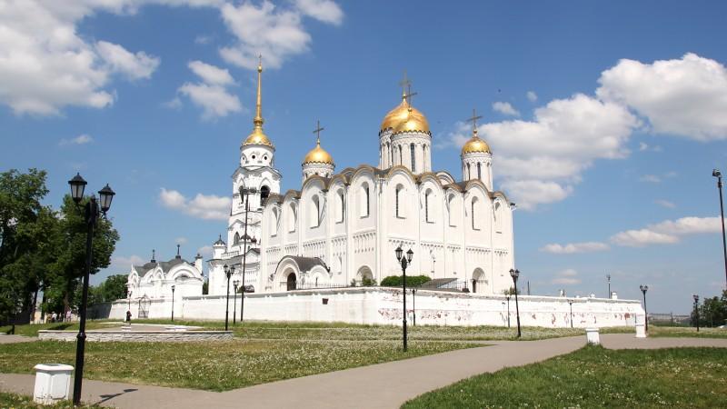Dreamstime - Russie - Vladimir - Cathédrale de la Dormition