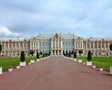 Dreamstime - Saint-Pétersbourg - Tsarskoe Selo - Ensemble