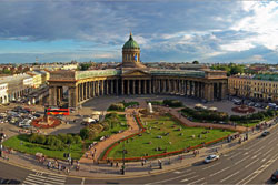 Visite Découverte de Saint-Pétersbourg à pied