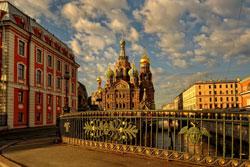 Séjour Trésors de Saint-Pétersbourg