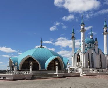 Circuit Circuit triangle d'or de Russie – St. Pétersbourg-Kazan-Moscou