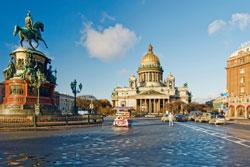 Circuit Saint-Pétersbourg: Art Russe & Palais Impériaux