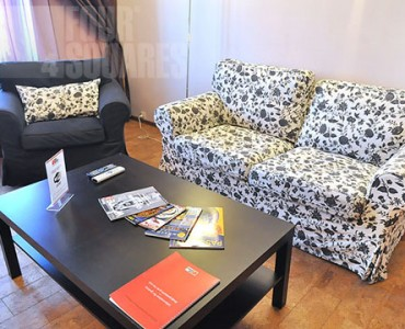 Appartement Moscou maximum 4 personnes