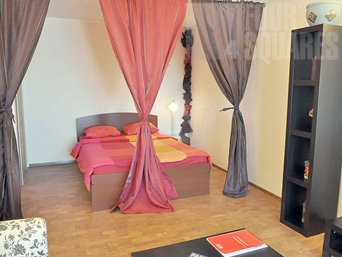 Appartement Moscou-4
