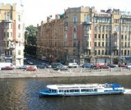 Appartement St-Pétersbourg Fontanka 69-6