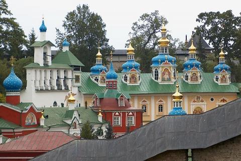 Monastère Petchory.-1