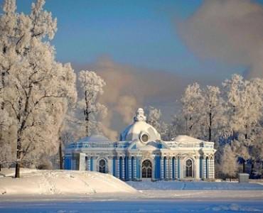 Séjour Saint-Pétersbourg: la Magie de l'Hiver Russe