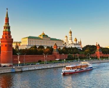Circuit Croisière de St Pétersbourg à Moscou