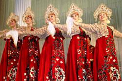 Visite Soirée folklorique au palais Nikolaïevski