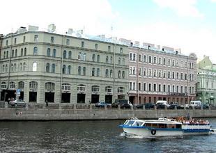 Appartement Studio sur le fleuve Fontanka, 69