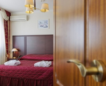 Hotel Salut Moscou.4