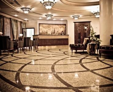 Hôtel 4 étoiles Garden Ring chambre double standard