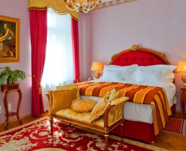 Hôtel 5 étoiles Suites Kremlin
