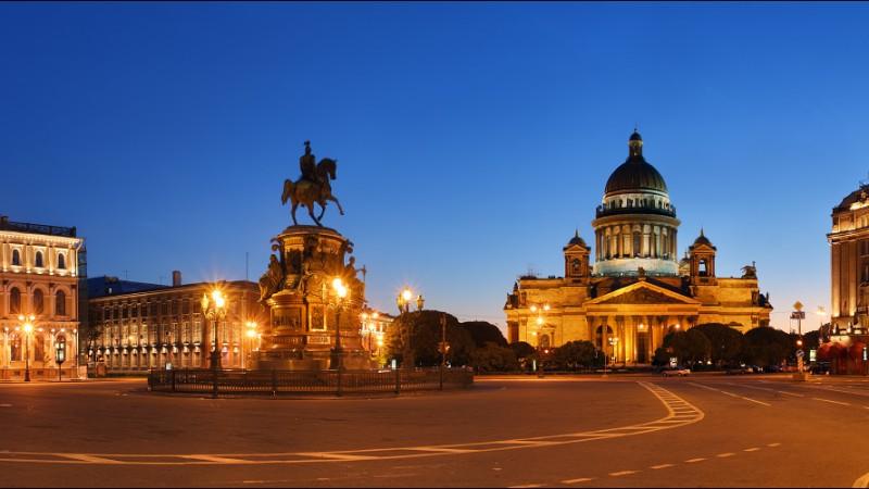 Saint-Pétersbourg  2