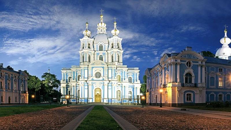 Saint-Pétersbourg  7