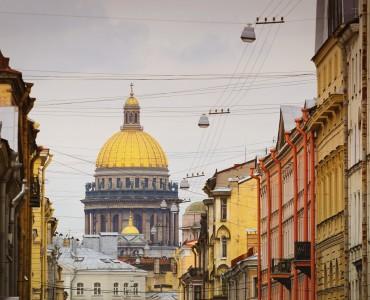 Séjour Escapade à Saint-Pétersbourg en été